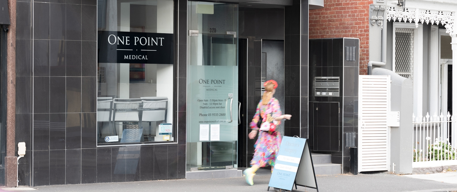 medical centre south yarra - doctors toorak - prahran gp - one point medical